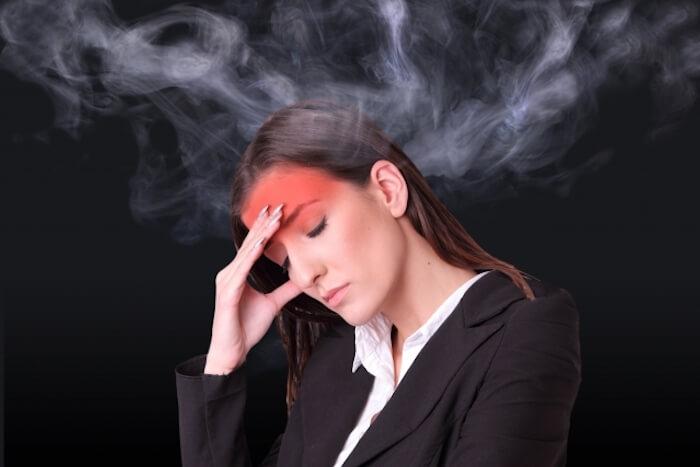 吹田市江坂の頭痛