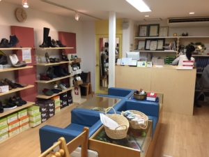 吹田市江坂の子供の靴選び