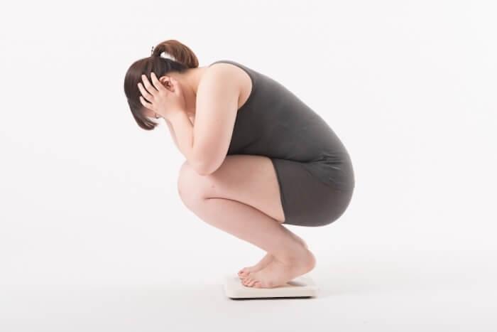 吹田市江坂の産後体重